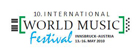 10. International World Music Festival
