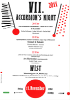 accordion's night VII